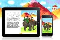 Kinderbuch App Prinzession Arabella