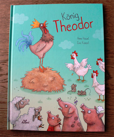 König Theodor Kinderbuch Cover