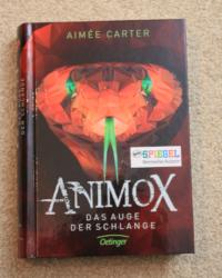 Animox das Auge der Schlange