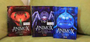 Animox Reihe Jugendbuch
